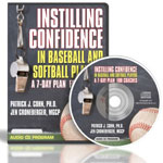 Baseball and Softball Confidence CD