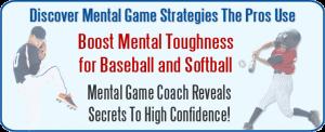 Baseball Mental Game