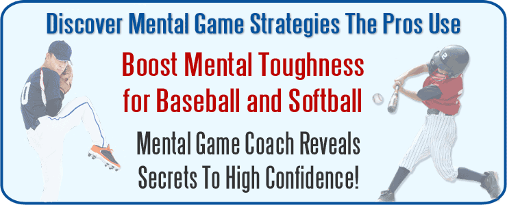 Baseball Mental Game