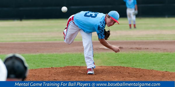 Simplicity For Pitching Focus Baseball Mental Game Tips