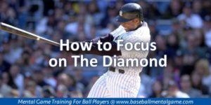 How to Focus on The Diamond