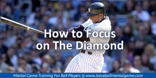 How to Focus on The Diamond