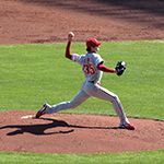 How Cardinals' Wacha Handles Distractions